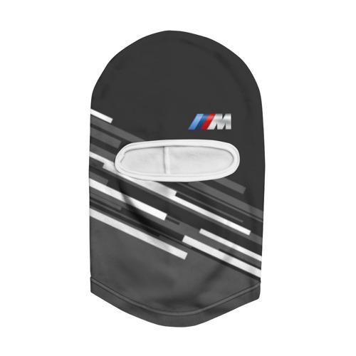 Балаклава 3D  Фото 02, BMW 2018 sport line