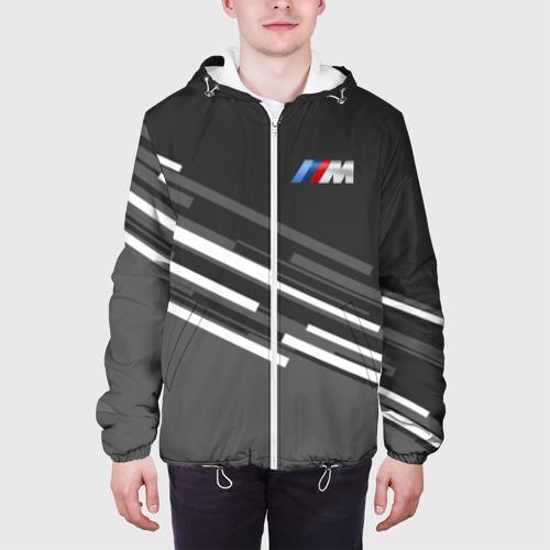 Мужская куртка 3D  Фото 04, BMW 2018 sport line