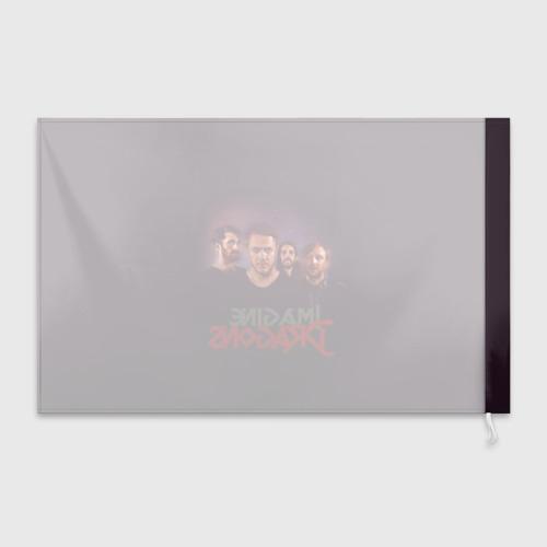 Флаг 3D  Фото 02, Группа Imagine Dragons