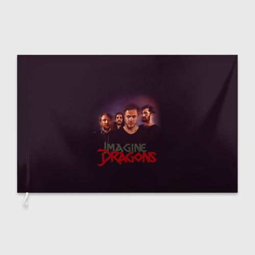Флаг 3D  Фото 03, Группа Imagine Dragons