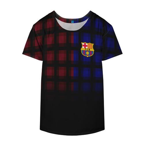 Накидка на куртку 3D  Фото 04, FC Barcelona 2018