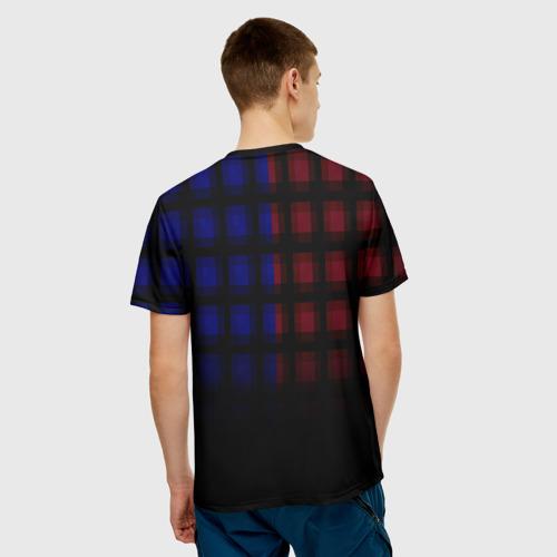 Мужская футболка 3D  Фото 02, FC Barcelona 2018
