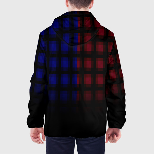 Мужская куртка 3D  Фото 05, FC Barcelona 2018