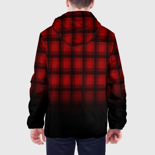 Мужская куртка 3D  Фото 05, Manchester United 2018