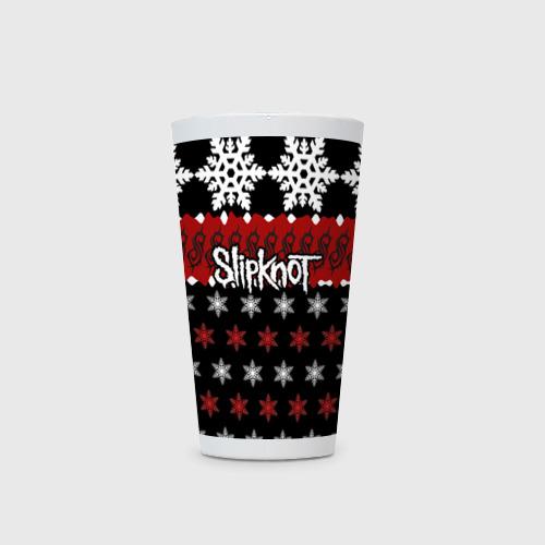 Кружка Латте  Фото 03, Праздничный Slipknot