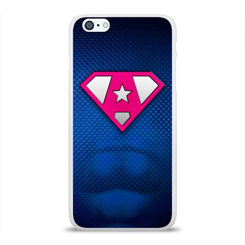Чехол для Apple iPhone 6Plus/6SPlus силиконовый глянцевый  Фото 01, vsemaykiman
