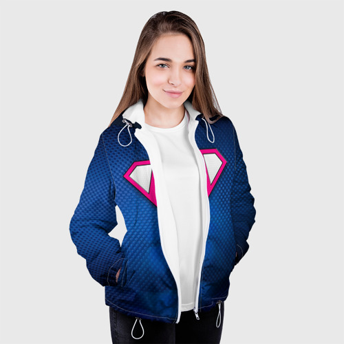 Женская куртка 3D  Фото 04, vsemaykiman