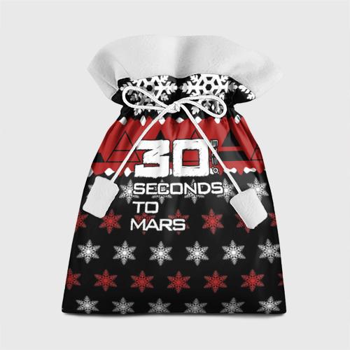 Подарочный 3D мешок Праздничный 30 Seconds to mars