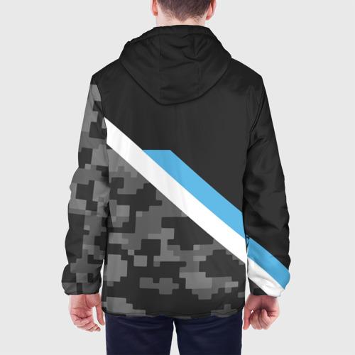 Мужская куртка 3D  Фото 05, BMW 2018 Black military