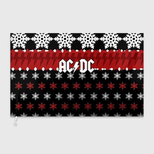 Флаг 3D  Фото 03, Праздничный AC/DC