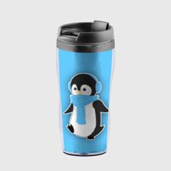 Penguin blue