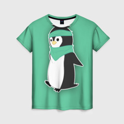 Penguin green