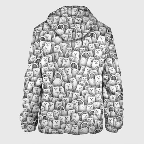 Мужская куртка 3D  Фото 02, Нахальные коты