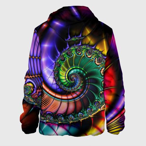 Мужская куртка 3D  Фото 02, Спираль