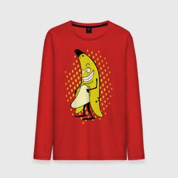 Банан он