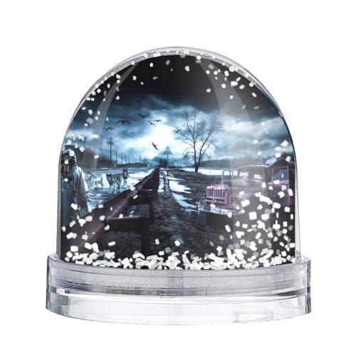 Водяной шар со снегом  Фото 02, S.T.A.L.K.E.R. - С.Е.Р.Г.Е.Й.