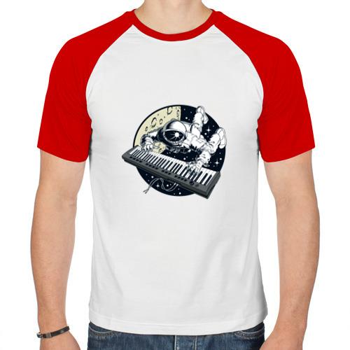 Мужская футболка реглан  Фото 01, Piano