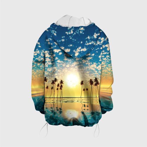 Детская куртка 3D  Фото 02, Туристический Рай