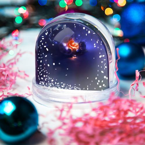 Водяной шар со снегом  Фото 03, Cute