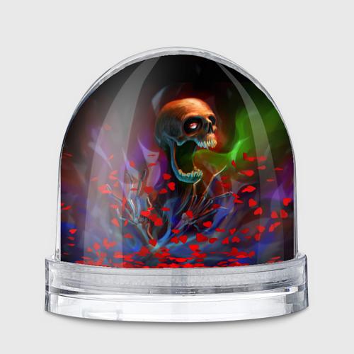Водяной шар  Фото 01, Skull