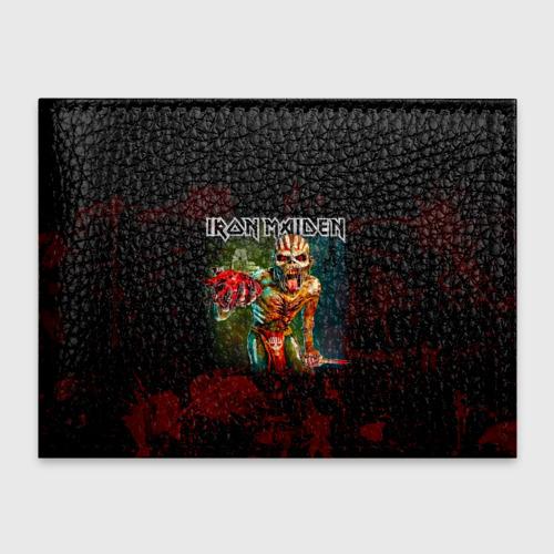 Обложка для студенческого билета  Фото 01, Индеец Iron Maiden