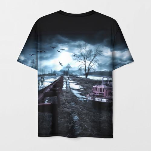 Мужская футболка 3D S.T.A.L.K.E.R. - Л.Ё.Х.А. Фото 01