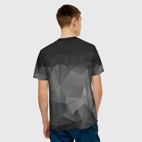 Мужская футболка 3D  Фото 02, PSG 2018 Original #5