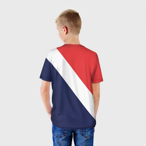 Детская футболка 3D PSG 2018 Original #14 Фото 01