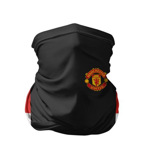 Бандана-труба 3D Manchester United Vintage 2018