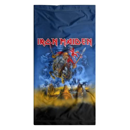 Бандана-труба 3D  Фото 07, Iron Maiden