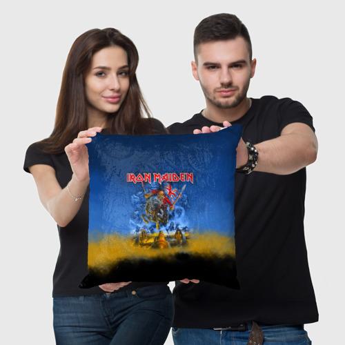 Подушка 3D  Фото 05, Iron Maiden