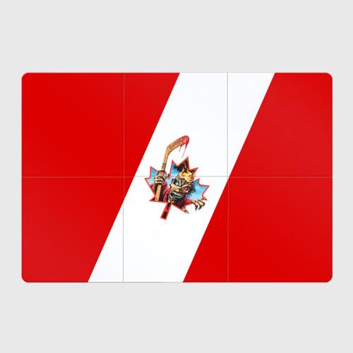 Флаг Канады Iron Maiden