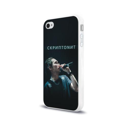 Чехол для Apple iPhone 4/4S силиконовый глянцевый  Фото 03, Скриптонит
