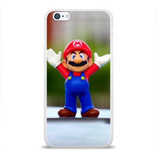 Чехол для Apple iPhone 6Plus/6SPlus силиконовый глянцевый  Фото 01, Toy