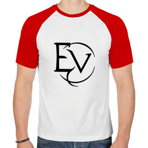 Мужская футболка реглан  Фото 01, Evanescence