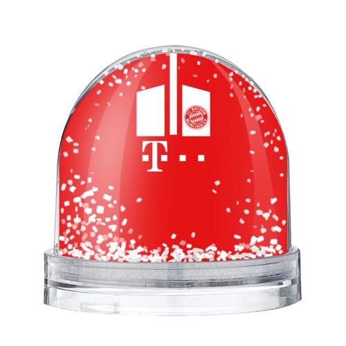 Водяной шар со снегом  Фото 01, FC Bayern 2018 Original #6