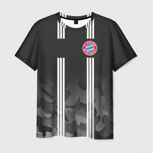 Мужская футболка 3D  Фото 03, FC Bayern 2018 Original #2