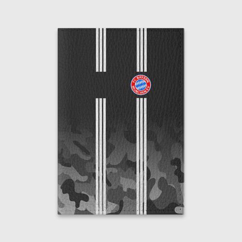 Обложка для паспорта матовая кожа FC Bayern 2018 Original #2 Фото 01