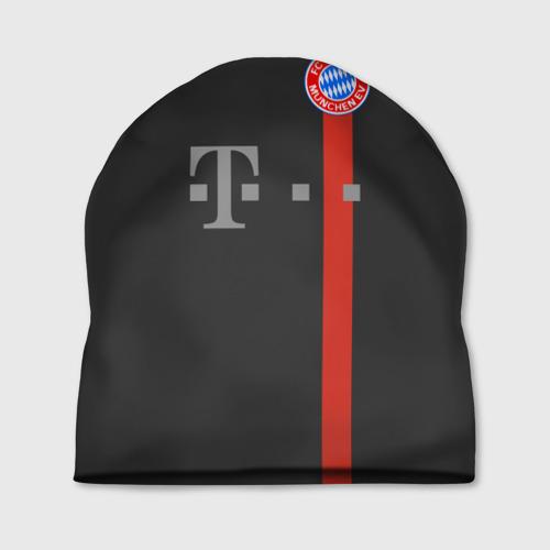 Шапка 3D FC Bayern 2018 Original #4
