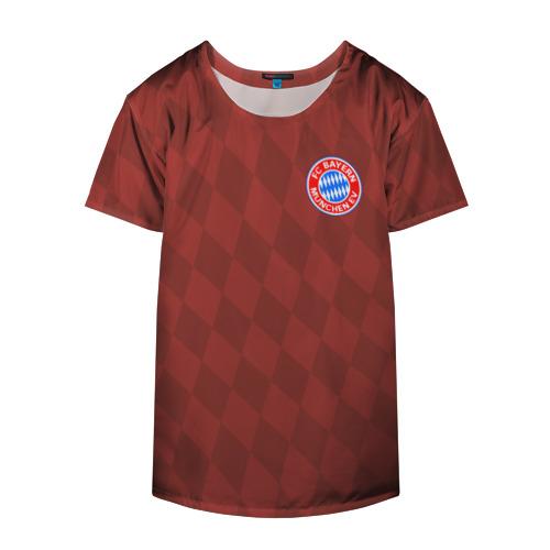 Накидка на куртку 3D  Фото 04, FC Bayern 2018 Original #10