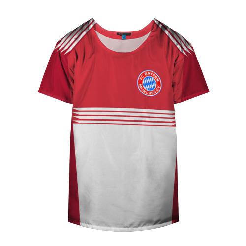 Накидка на куртку 3D  Фото 04, FC Bayern 2018 Original #11