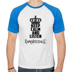 Keep calm, listen Evanescence