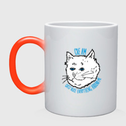 C.R.E.A.M. Кошки управляют всем