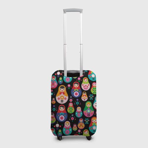 Чехол для чемодана 3D Матрешки Фото 01