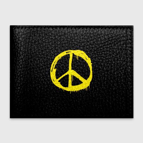 Обложка для студенческого билета  Фото 01, Peace