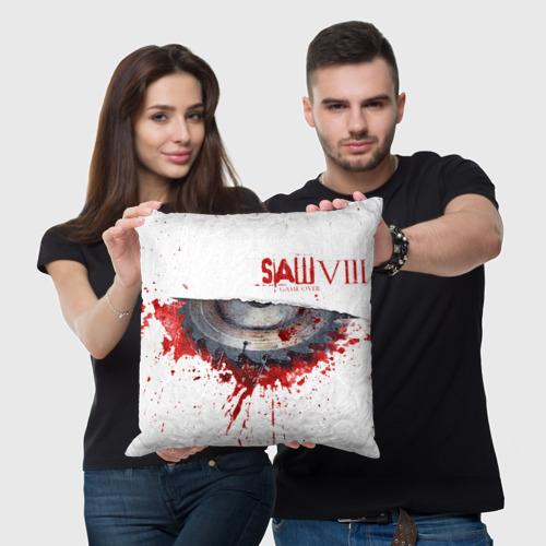 Подушка 3D  Фото 05, The SAW VIII
