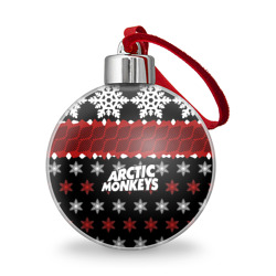 Праздничный Arctic Monkeys