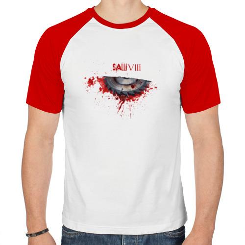Мужская футболка реглан  Фото 01, Пила