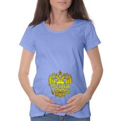 Вика в золотом гербе РФ