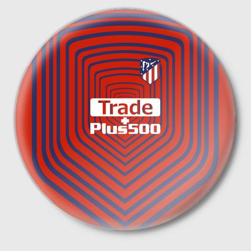 Значок Atletico Madrid Original 2